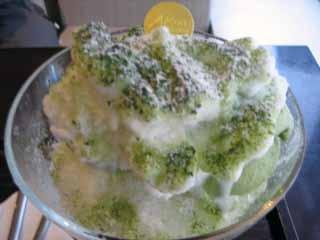 緑茶ピンス