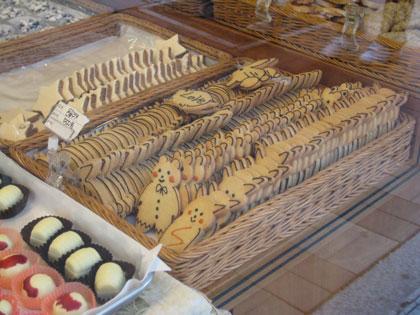 パリバケットのクッキー