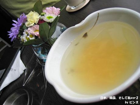 カリン茶@仁寺洞