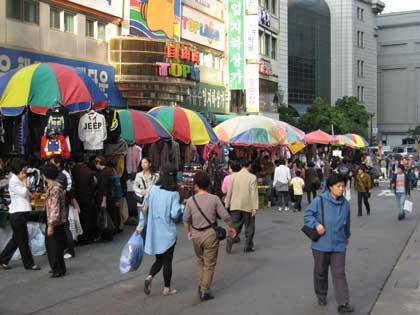 南大門市場1