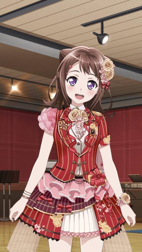 【ガルパ】この香澄の衣装すごく可愛い...【バンドリ】