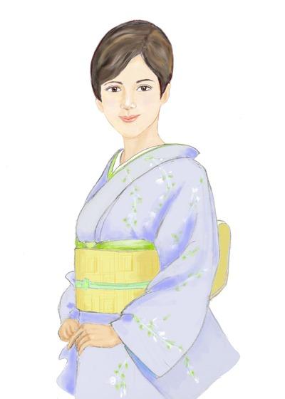 kimonowoman