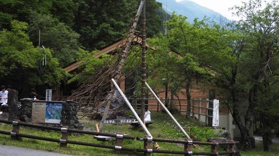 北岳登山�T (南アルプス)広河原ー白根御池小屋