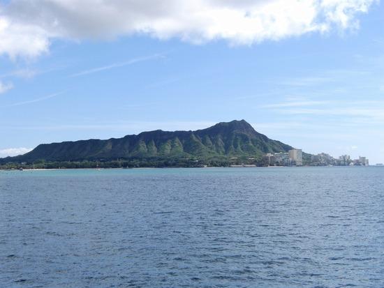 ダイヤモンドヘッド オアフ島 5