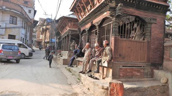 ネパール  ストレスが少ない!?