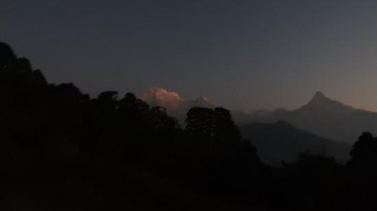 ポカラ2 オーストリアンキャンプ ネパール