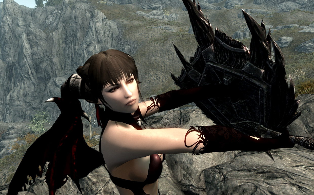 how to become a succubus in skyrim