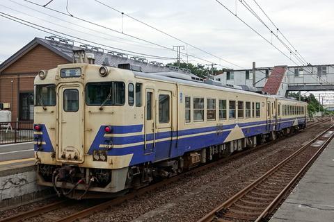 国鉄を代表する気動車 キハ40系 五能線仕様