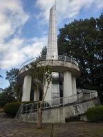 長峰公園の丘のタワー(撮影日は9月10日)