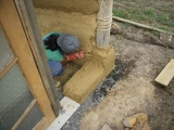 cob shed 2  15 mar