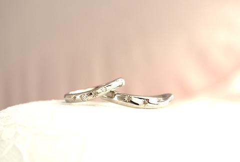 HASUNA 結婚指輪