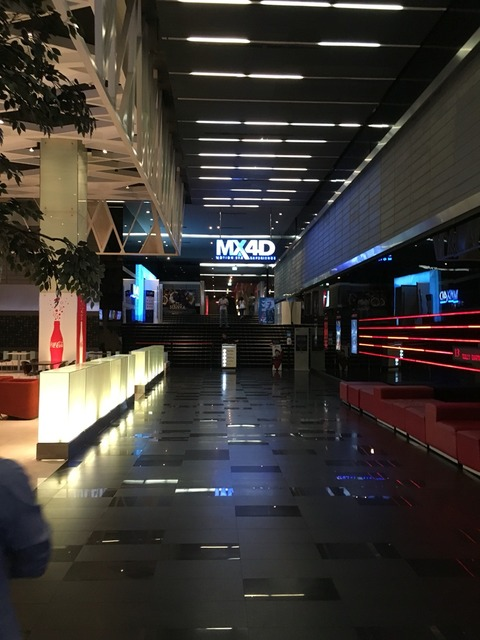 バンコクで『シン・ゴジラ』を観た ルッコラの日常 9月18日