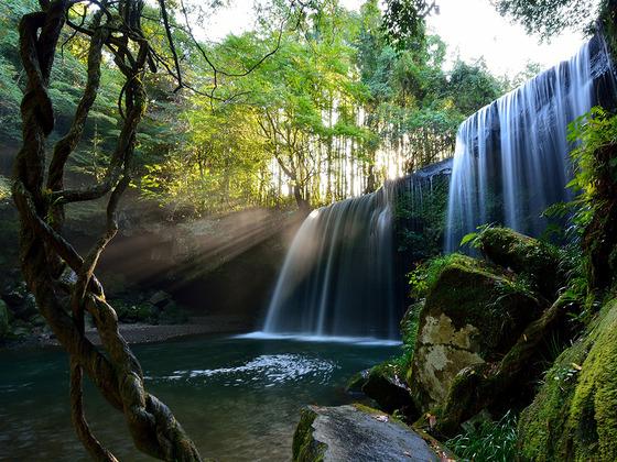 waterfall-aso-kumamoto