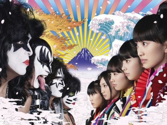 kiss-and-momoiro-clover-z