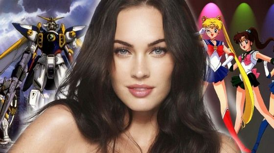 Megan-Fox-gundamwing