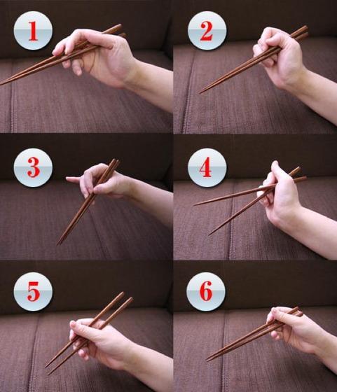 using_chopstick