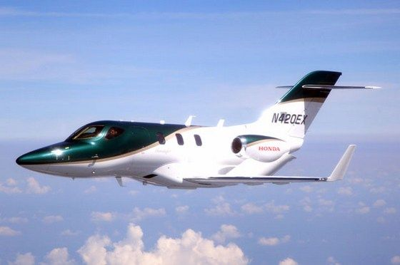 hondajet-flight