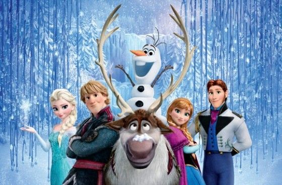 Frozen-group