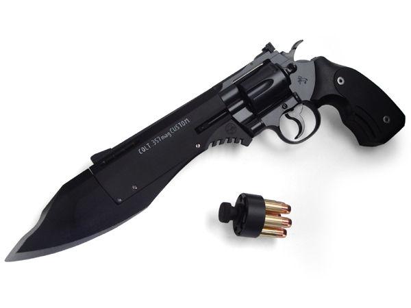剣と銃が一体化した武器って : 2chまとめ│スライム速報
