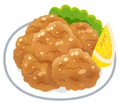 food_karaage_lemon