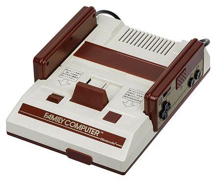 Nintendo-Famicom-Console-FL