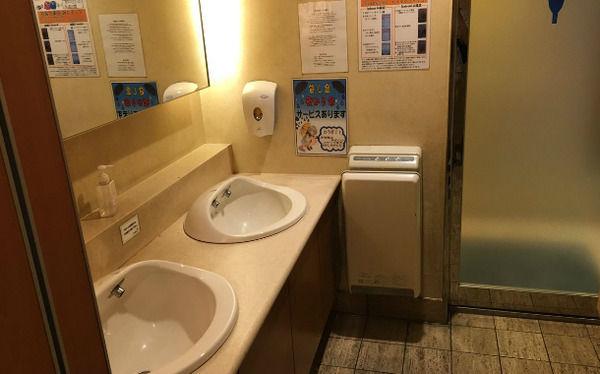 パチ屋のトイレって穴場だよな