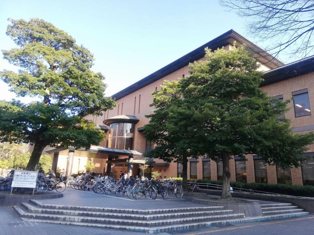 名古屋 市立 図書館