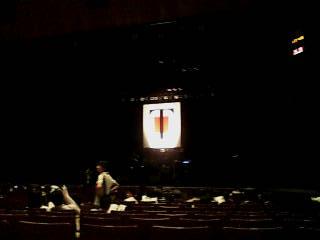 コンサート開始前