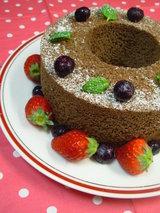 フォト講座にケーキ