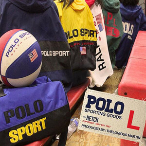 【Mixtape】Retch & Thelonious Martin - Polo Sporting Goods