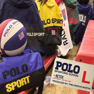 【Mixtape】Retch & Thelonious Martin - Polo Sporting Goods