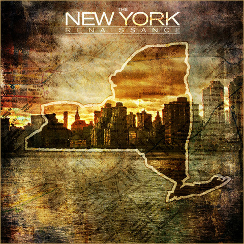 【Mixtape】Peter Rosenberg & Ecko Unltd. Presents: The New York Renaissance