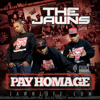 【Bandcamp】The Jawns - Pay Homage