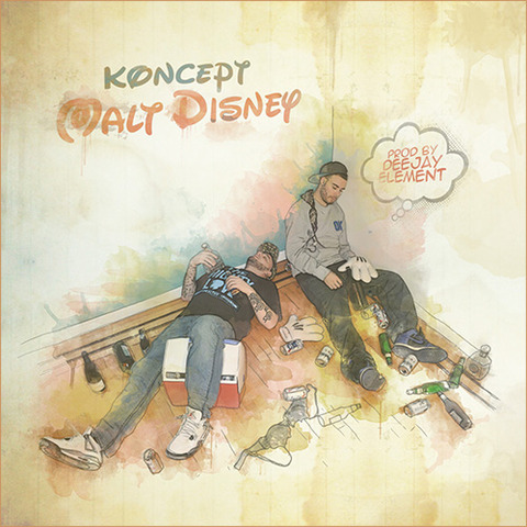 Koncept - Malt Disney