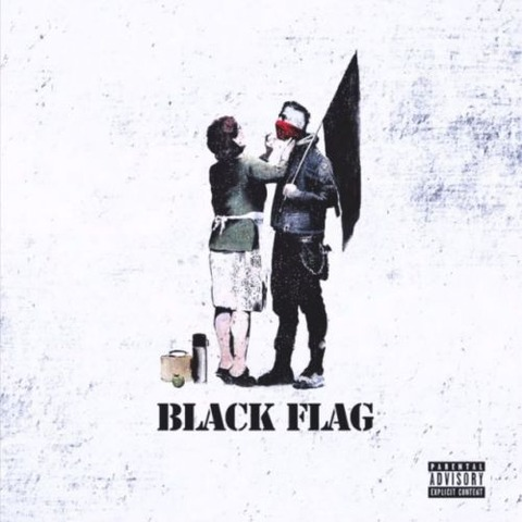 【Mixtape】Machine Gun Kelly - Black Flag