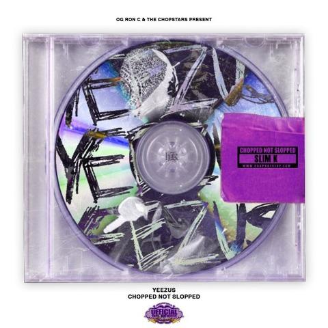 【Mixtape】DJ Slim K / Kanye West - Yeezus (Chopped Not Slopped)