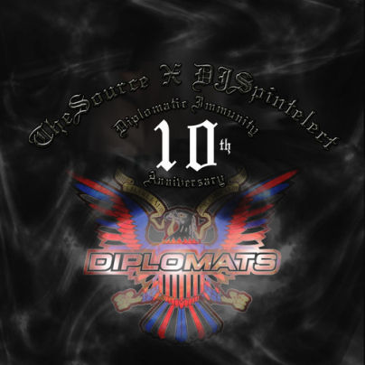 【Mixtape】Spintelect x The Source Present Best Of Dipset