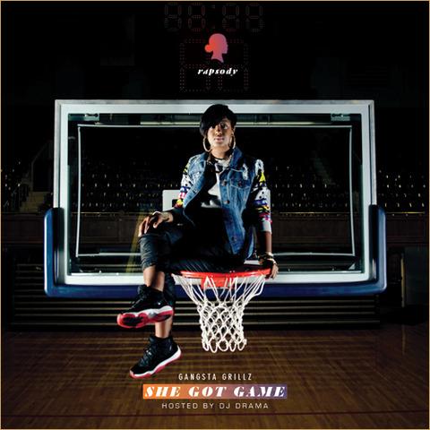 【Mixtape】Rapsody - She Got Game