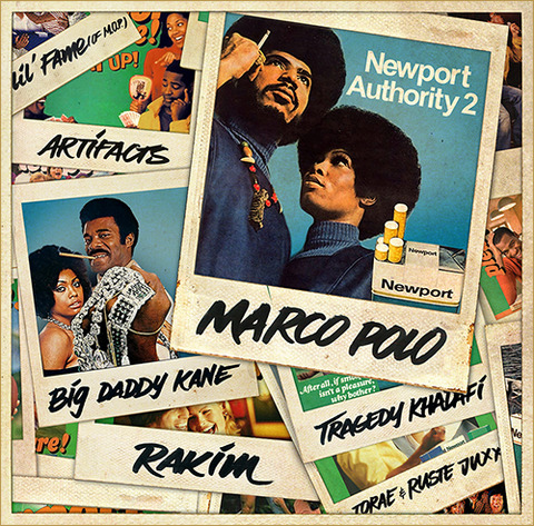 【Mixtape】Marco Polo - Newport Authority 2