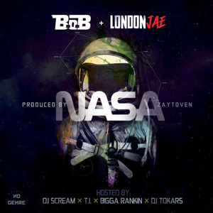 【HipHop】B.o.B. & London Jae - NASA