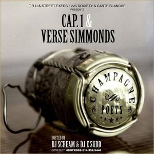【Mixtape】Cap 1 & Verse Simmonds - Champagne Poet
