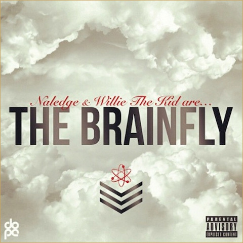 【FreeEP】Naledge & Willie The Kid - Brainfly
