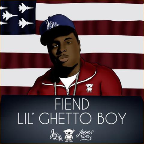 Fiend - Lil Ghetto Boy