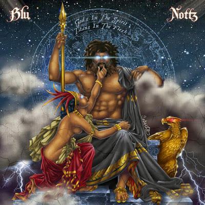 【Album】Blu × Nottz - Gods In The Spirit