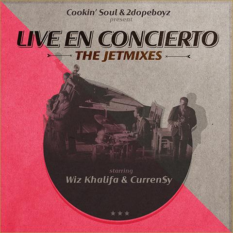【FreeEP】Wiz Khalifa, Curren$y & Cookin' Soul – Live En Concierto