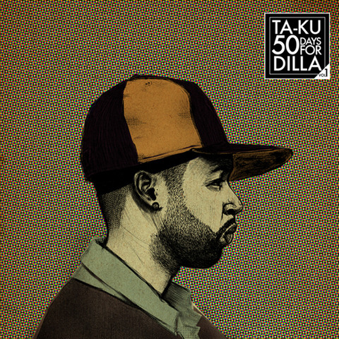 【Album】TA-KU - 50 Days For Dilla
