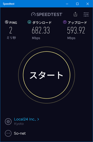 speedtest-wire