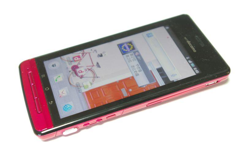 NTTドコモ、LUMIX Phone P-02DにAndroid 4.0へのOSバージョンアップを含むソフトウェア更新を提供開始