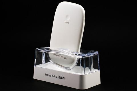 【バッテリー交換も可能!極薄サイズで美し過ぎるWiMAX対応モバイルWi-Fiルータ「URoad-Aero」特集】