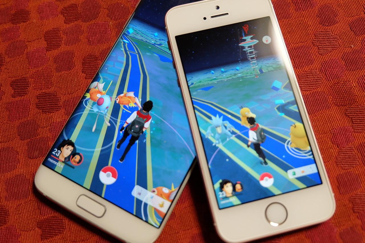 pokemon goアプリがアップデート!最新バージョンはandroidが0.39.0